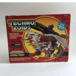 Techno Zoids Storm Tiger TOMY Kenner