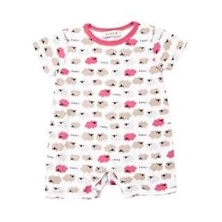 Baby short sleeve cute romper clothing  infant product jumpsuit cotton toddler clothes