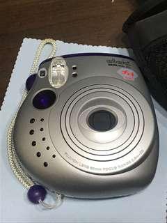 富士 FUJIFILM chekI instax mini 20 銀紫色 拍立得