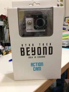 Star Trek action camera