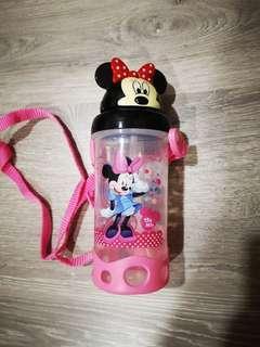 Disney Minnie Non Spill Water Bottle