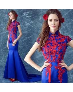 Rae Ruby Qipao Dress