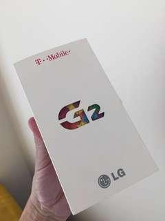 LG G2 phone (T-Mobile) brand new from USA