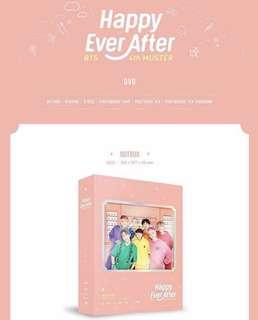 BTS 4th Muster - Happy Ever After DVD