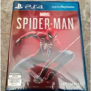 Spider-Man Game PS4 Excluding Code