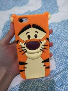 preloved Tigger from winnie the pooh iPhone 6 soft case
