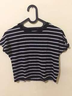 T-shirt crop zara