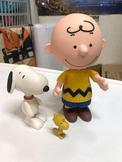 Medicom 2007 snoopy woodchuck Charlie Brown for sale