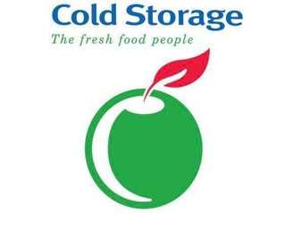 $100 Cold Storage e voucher