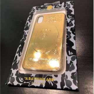 🚚 iPhone X Case (Good as Gold)