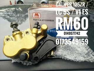 caliper 125zr/ lc 5s / lc v1 es