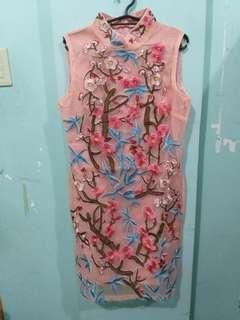 VIETNAM/CHINESE TRADITIONAL DRESS/COSTUME