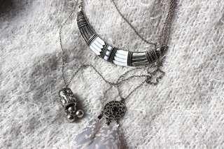 Forever21 Vintage Bohemian Necklace ✨TURUN HARGA✨