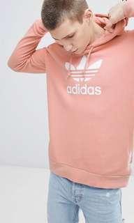 adidas Originals hoodie adicolor in Pink (size Small)