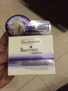 Bio Essence Birds Nest + Peptides Essence-In Cream 50g