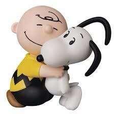 Medicom Toy Charlie Brown & Snoopy Ultra Detail Figure 史諾比