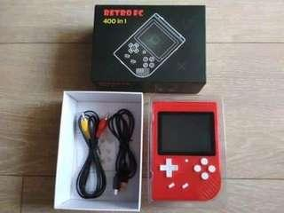 400in1 Games Retro FC Handheld Game Console