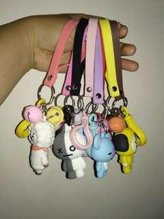 KEY CHAIN / KEY HOLDER BT21