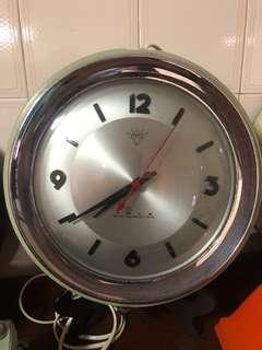 "12"" Diamond brand Clock"