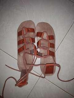 Sandal/flatshoes tali