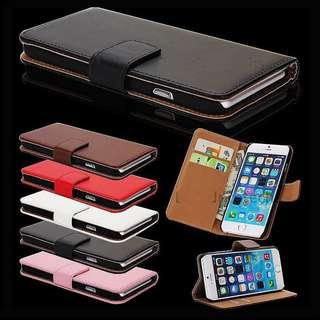***FREE MAILING*** iPhone 6 Flip Wallet Stand Cover Case