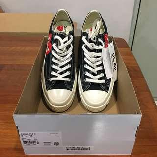 CDG X Converse Sneakers - authentic