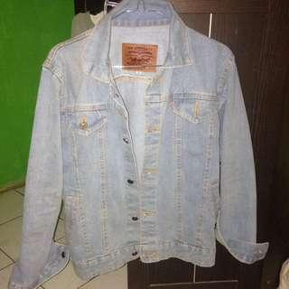 Denim jacker levis