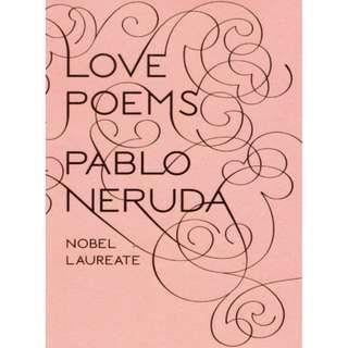 Love Poems - Pablo Neruda epub