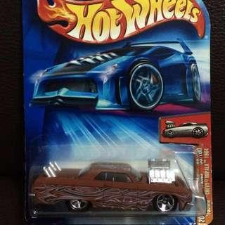 Hot Wheels - Tooned Chevy Impala 1964