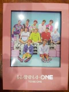 Wanna one: to be one album
