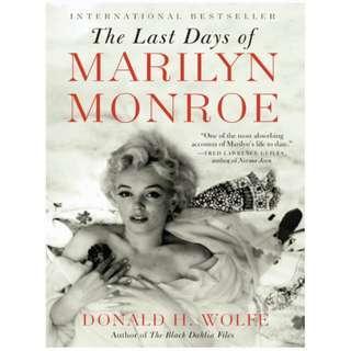 The Last Days of Marilyn Monroe - Donald H. Wolfe epub