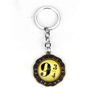 Platform 9 3/4 Fantastic Beasts and Harry Potter key-chain