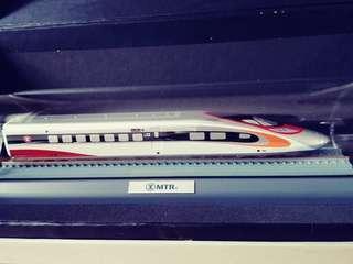 高鐵和詣號車模型,MTR紀念版,限量,全新。