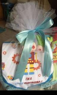 Baby gift newborn hampers (kado baby boy)