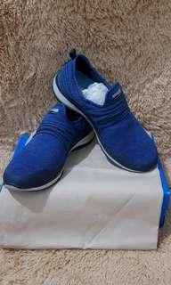 Sepatu Skechers Original Lite Weight Blue size 39 besar