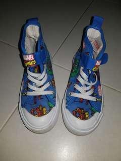Marvel high cut shoe