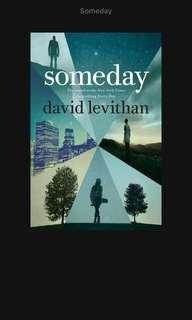 SOMEDAY BY DAVID LEVITHAN (EPUB)