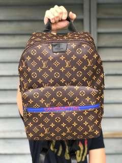 Ready Stock☑️ Lv BackPack Brown ☑️ Grade 5AAA