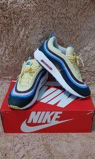Sepatu NIKE Jordan Rainbow Color size 41 Premium Quality