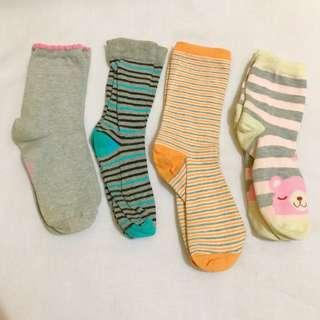 Take All Socks