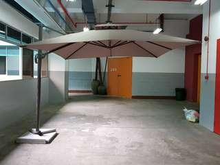 👉SUPPLIE SALE👈  BRAND NEW SUNRAY OUTDOOR PATIO   PARASOL   3M   ×  3M   AND   2.5M    ×  2.5M        DOUBLE    TOP    SQUARE    UMBRELLA    STRONG   GRANITE    BASE    110KG    BIGGEST   ALUMINUM   FRAME  75MM        WhatsApp/ SMS  call  🛑98576677🛑