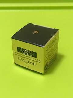 $100 包郵 lancome sample absolute l'extrait eye balm 眼霜 5ml