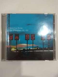 CD Depeche Mode - The singles 86>98 (2 CDs)