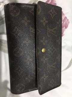 Vintage Louis Vuitton Trifold Wallet