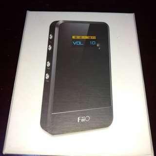 Fiio Andes E07K USB DAC Portable Headphone Amp
