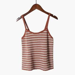 🚚 Stripes Cami Top
