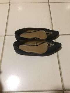 flatshoes black nevada