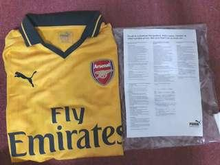☆LOOKING TO SWAP SIZE☆ Arsenal Jersey