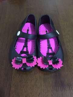 🆕 Black Jelly Shoes