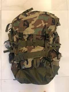 美國軍用背包/背囊 Military Field Pack (CPF-90)